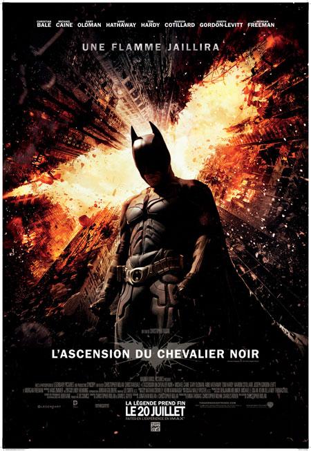 Ascension du chevalier noir, L' (Dark Knight Rises, The)
