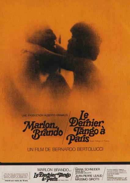 Dernier Tango à Paris, Le