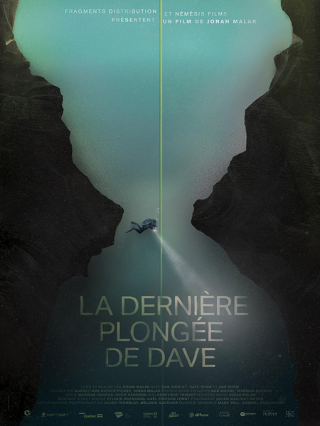 Dernière Plongée de Dave, La (Dave Not Coming Back)