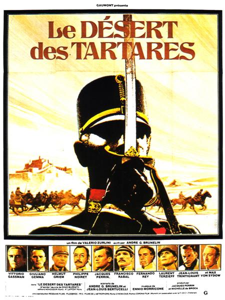 Désert des Tartares, Le