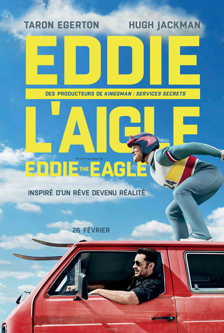 Eddie l'Aigle (Eddie the Eagle)