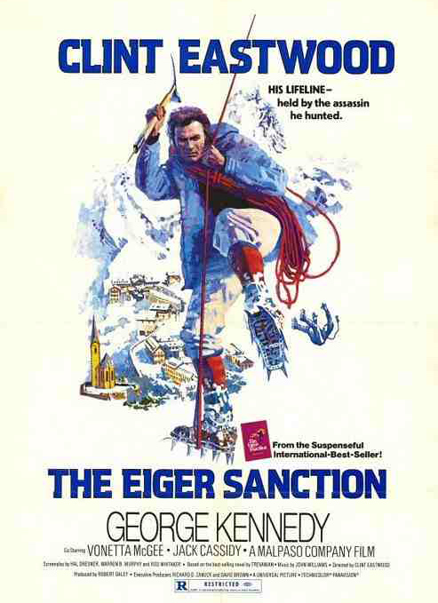 Sanction, La (Eiger Sanction, The)