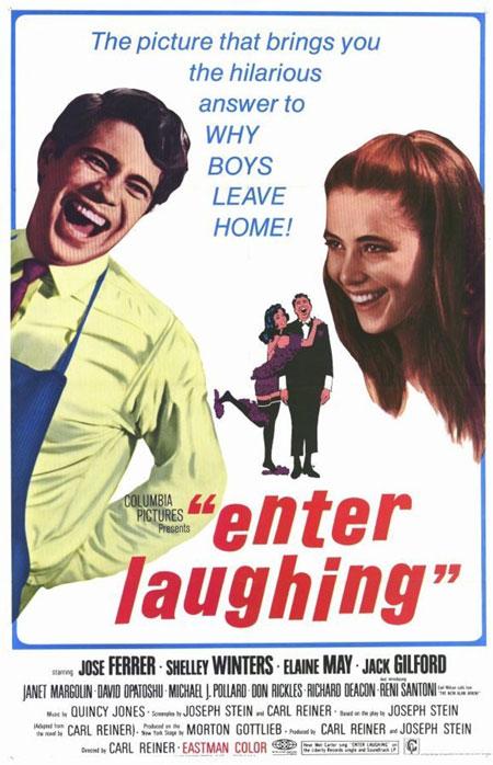 Enter Laughing
