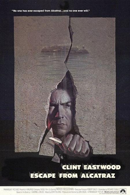 Évadé d'Alcatraz, L' (Escape from Alcatraz)