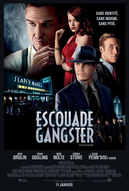 Escouade Gangster (Gangster Squad)