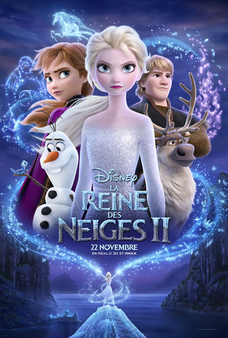 Reine des Neiges II, La (Frozen II)