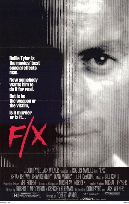 F/X, effet de choc