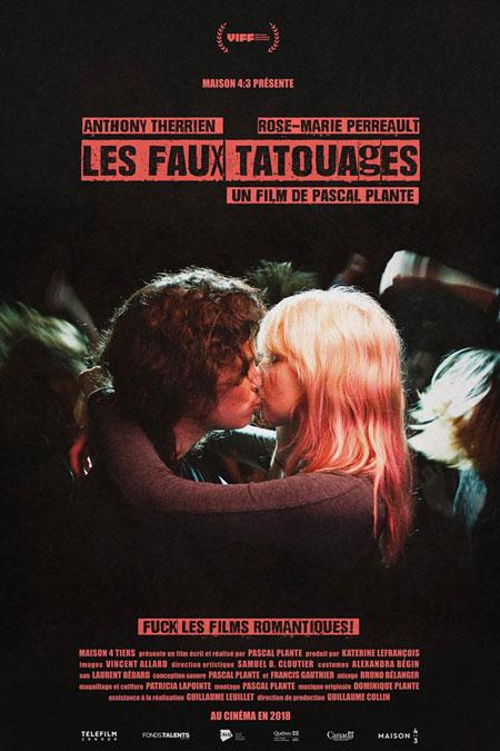 Faux Tatouages, Les