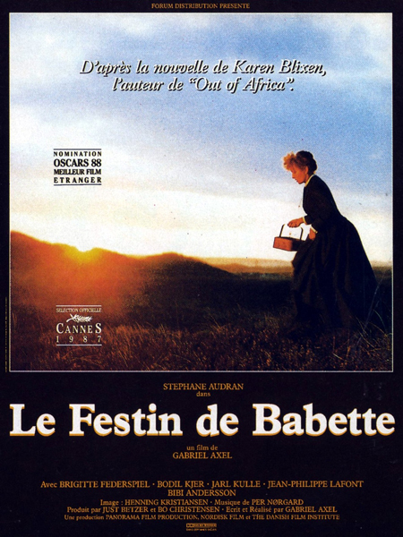 Festin de Babette, Le