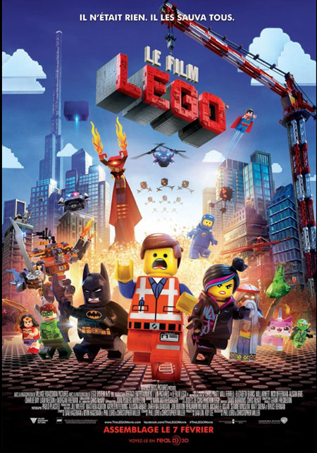 Film Lego, Le (Lego Movie, The)