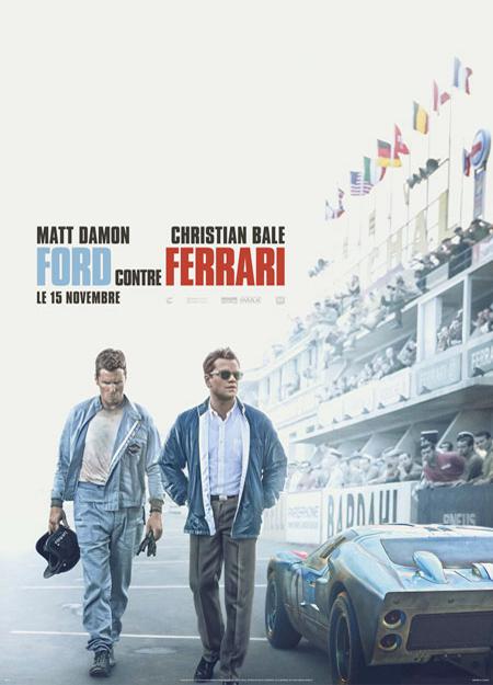 Ford contre Ferrari (Ford v Ferrari)