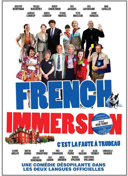 French Immersion (C'est la faute à Trudeau)