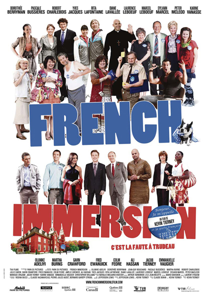 French Immersion (C'est la faute à Trudeau)