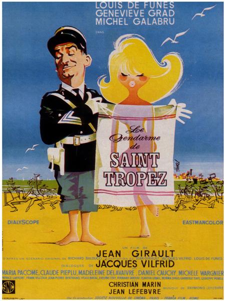 Gendarme de Saint-Tropez, Le