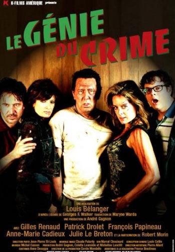 Génie du crime, Le