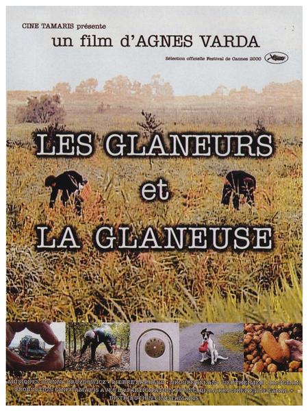 Glaneurs et la glaneuse, Les