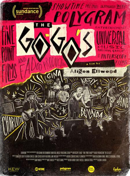 The Go-Go's - punk rock au féminin
