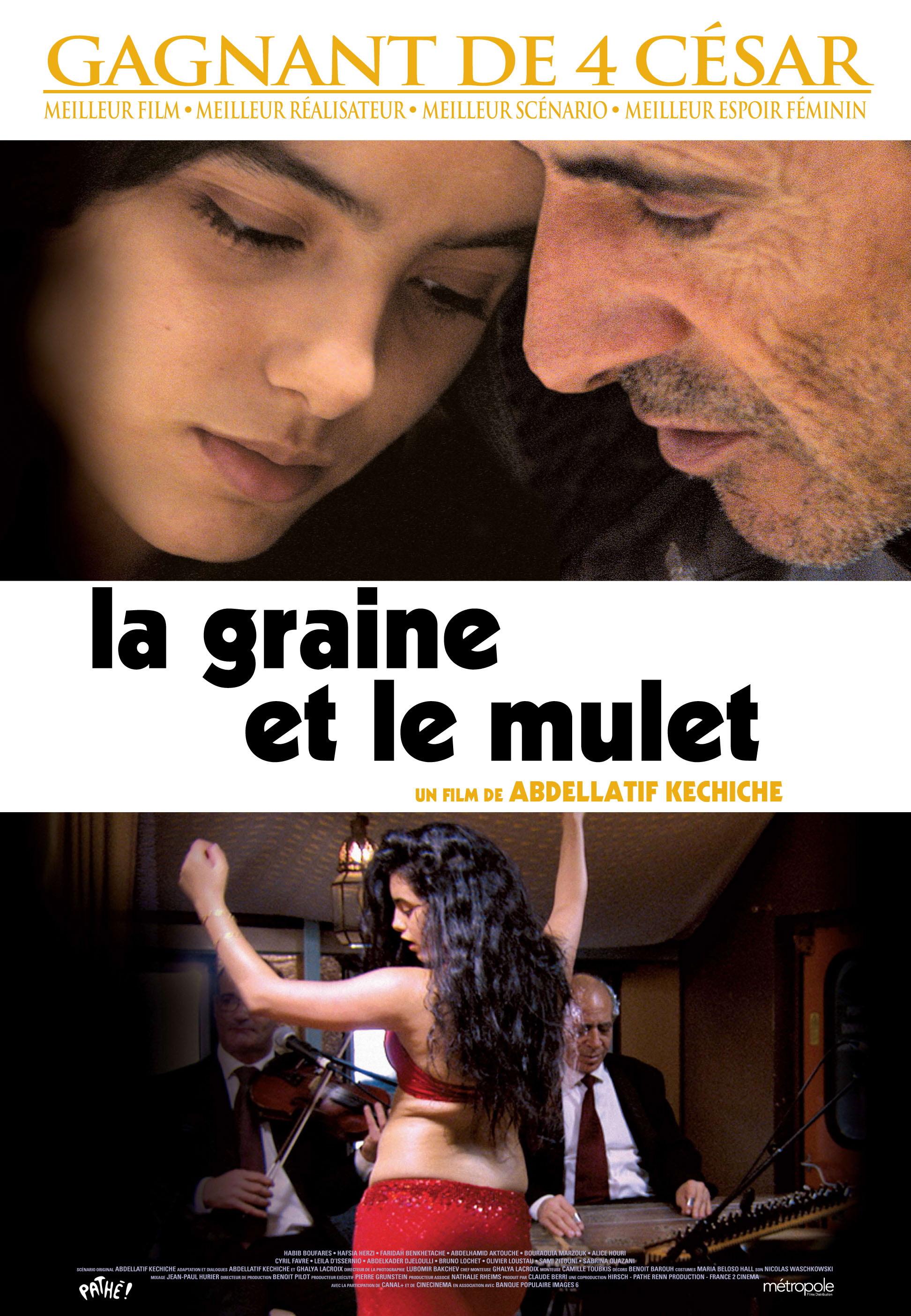 Graine et le mulet, La