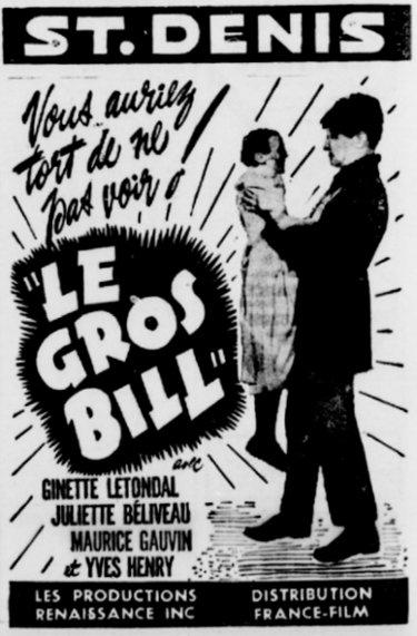Gros Bill, Le