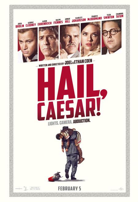 Ave César! (Hail, Caesar!)
