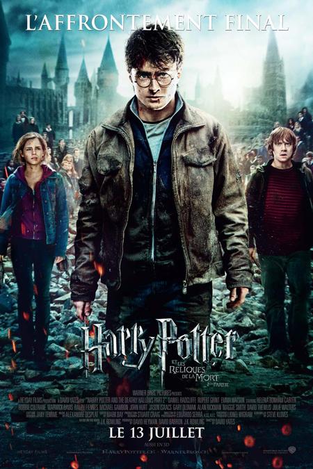 Harry Potter et les reliques de la mort - 2e Partie