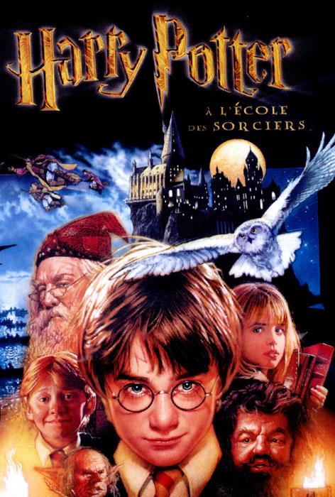 Harry Potter à l'école des sorciers (Harry Potter and the Philosopher's Stone)