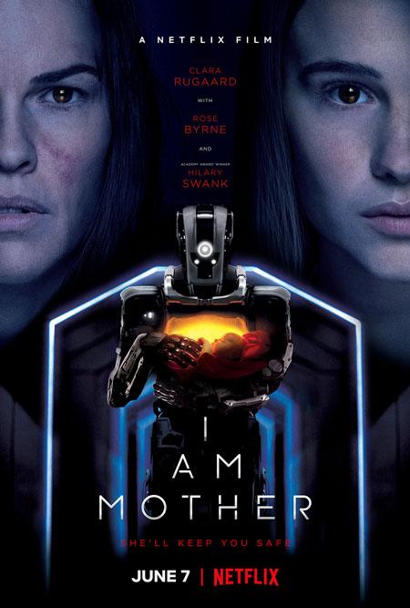 Mater ex machina (I Am Mother)