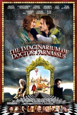 Imaginarium du Docteur Parnassus, L'