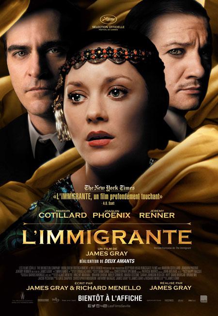 Immigrante, L' (Immigrant, The)