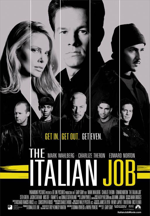Boulot à l'italienne, Un (Italian Job, The)