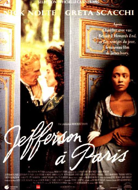 Jefferson à Paris   (Jefferson in Paris)
