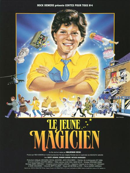 Jeune Magicien, Le