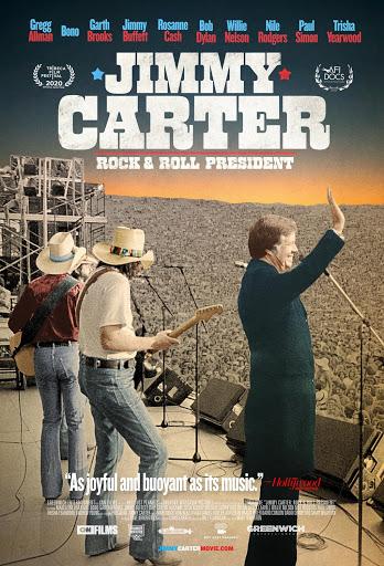Jimmy Carter - Rock & Roll President