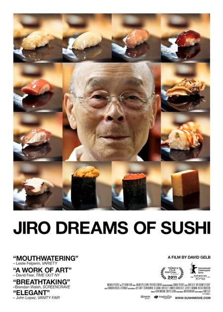 Jiro rêve de sushi (Jiro Dreams of Sushi)