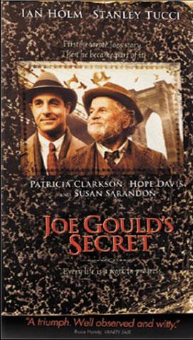 Secret de Joe Gould, Le