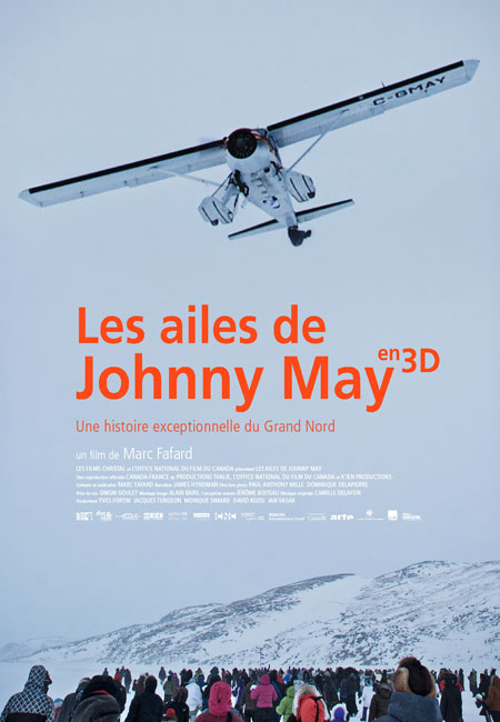 Ailes de Johnny May, Les