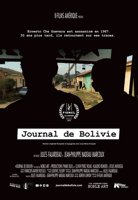 Journal de Bolivie