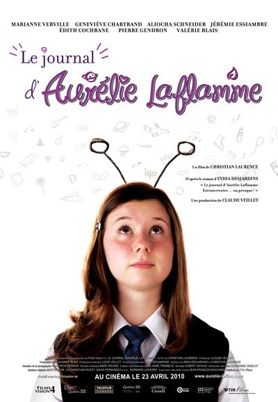 Journal d'Aurélie Laflamme, Le