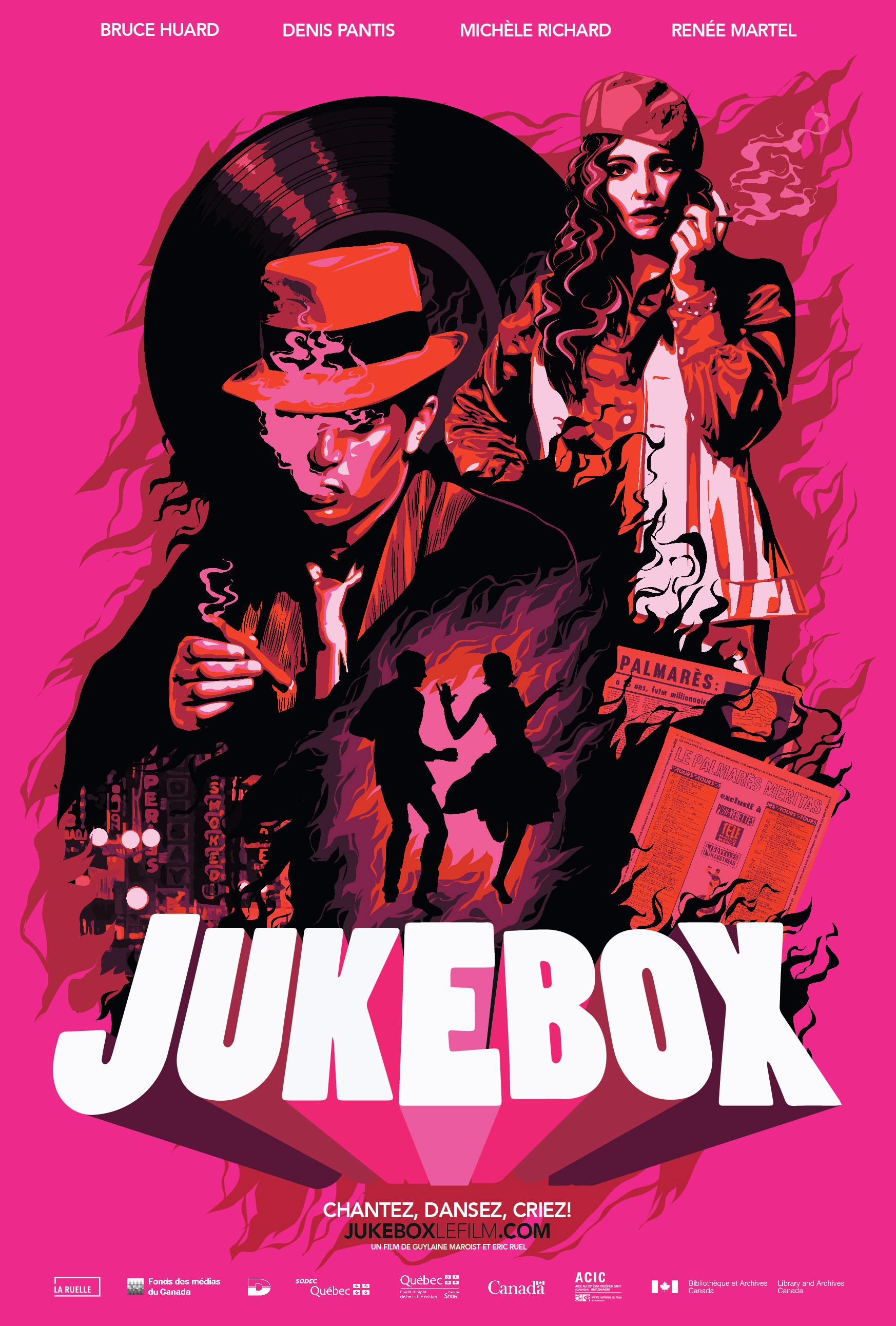 Jukebox - Un rêve américain fait au Québec