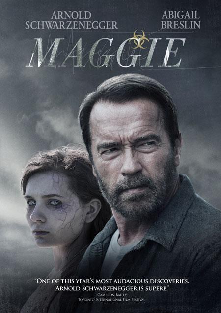 Infectée (Maggie)