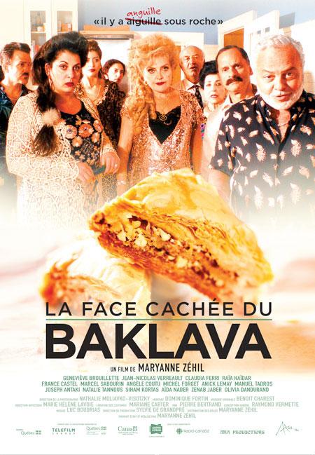 Face cachée du baklava, La