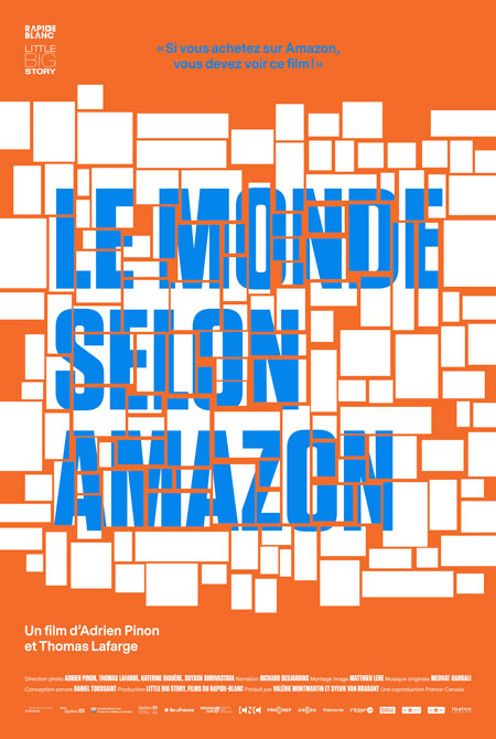 Monde selon Amazon, Le