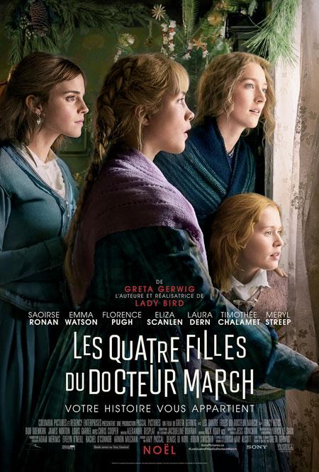 Quatre Filles du Docteur March, Les