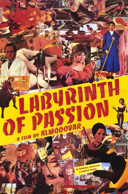 Labyrinthe des passions, Le