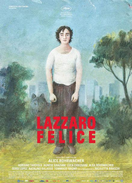 Heureux comme Lazzaro (Lazzaro Felice)
