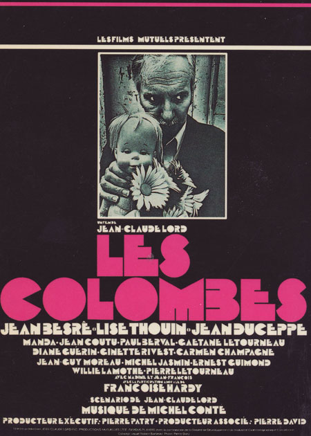 Colombes, Les