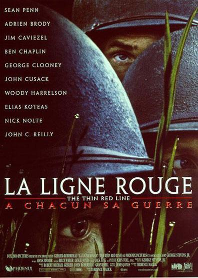 Mince Ligne rouge, La (Thin Red Line, The)