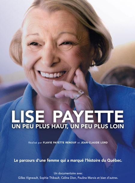 Lise Payette - Un peu plus haut, un peu plus loin