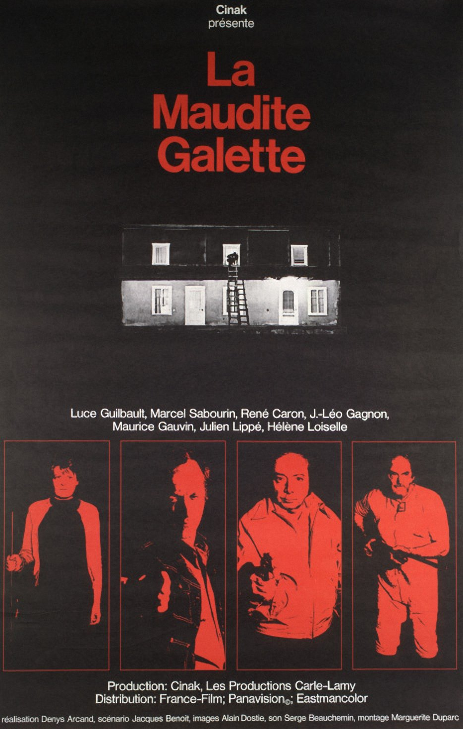 Maudite Galette, La
