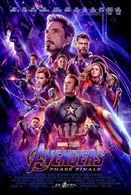 Avengers - Phase finale (Avengers - Endgame)